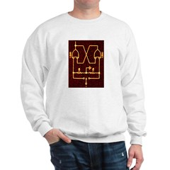 Bad Circuit on Sweatshirt