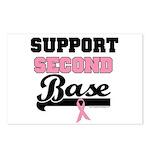 Support 2nd Base (v1) Postcards (Package of 8)