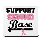 Support 2nd Base (v1) Mousepad