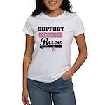 Support 2nd Base (v1) Women's T-Shirt