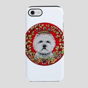 Westie Queen iPhone 8/7 Tough Case
