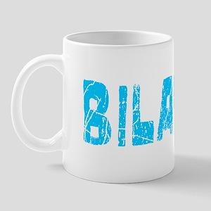 Bilal Faded (Blue) Mug
