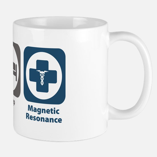 Eat Sleep Magnetic Resonance Mug
