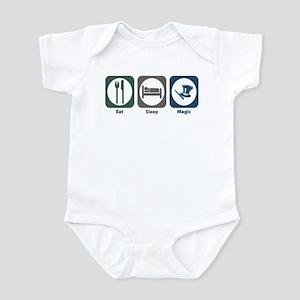 Eat Sleep Magic Infant Bodysuit