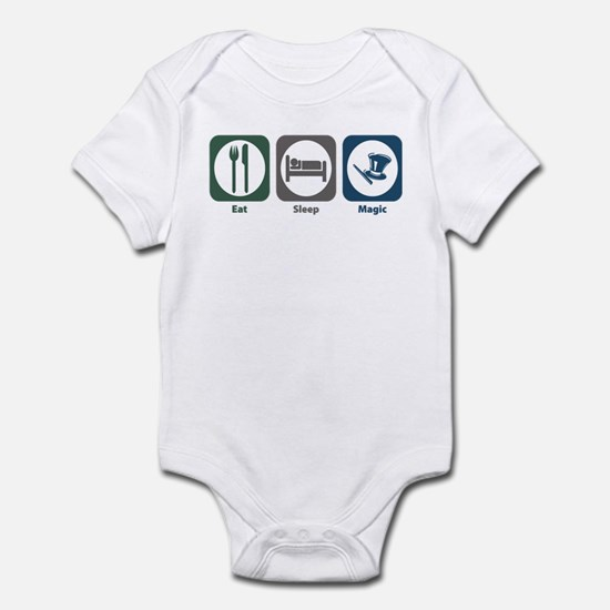Eat Sleep Magic Infant Bodysuit