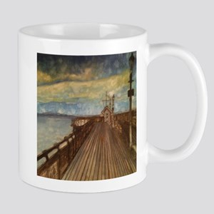 Heaven Beside You 16 Oz Stainless Steel Mugs