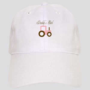 Daddy's Girl - Pink/Brown Tra Cap