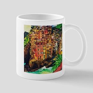 Cinque Terre Mugs