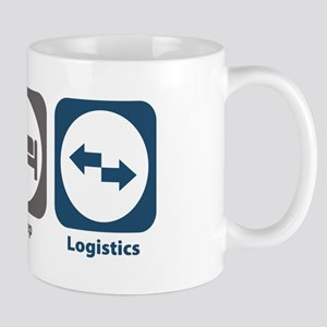 Eat Sleep Logistics Mug