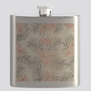 Vintage Flamingo Flask