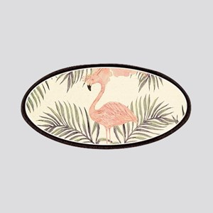 Vintage Flamingo Patch