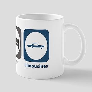 Eat Sleep Limousines Mug
