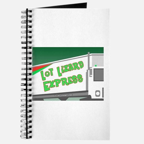 Lot Lizard Trucking Express Journal