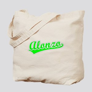 Retro Alonzo (Green) Tote Bag