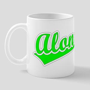 Retro Alonzo (Green) Mug