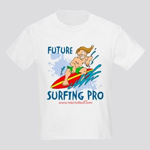 Surfing Pro Kids Light T-Shirt