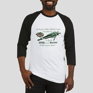 Suck Blow Baseball Jersey