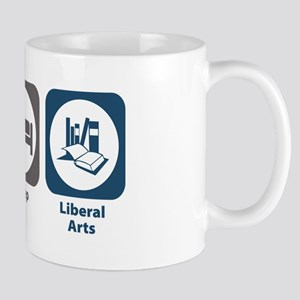 Eat Sleep Liberal Arts Mug