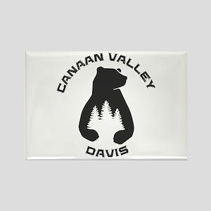 Canaan Valley Resort - Davis - West Virg Magnets