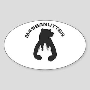 Massanutten Ski Resort - Massanutten - V Sticker