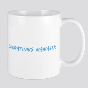 Operations Manager Profession Design Mugs