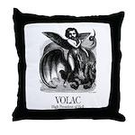 Volac Throw Pillow