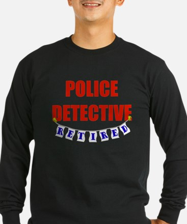 Retired Police Detective T