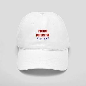 Retired Police Detective Cap
