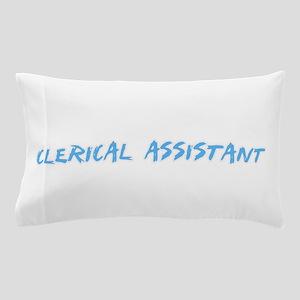 Clerical Assistant Profession Design Pillow Case