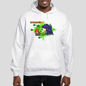 Outlaw Art/Ego Triping Hooded Sweatshirt