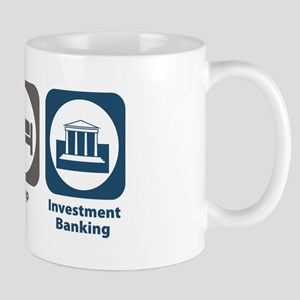 Eat Sleep Investment Banking Mug