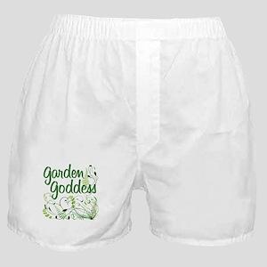 Garden Goddess Boxer Shorts