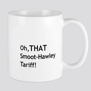 Smoot-Hawley Mug