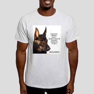 Versatile Beauceron Light T-Shirt