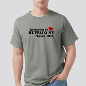 Somebody In Buffalo NY Loves Me T-Shirt