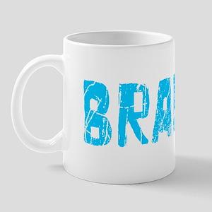 Brandi Faded (Blue) Mug