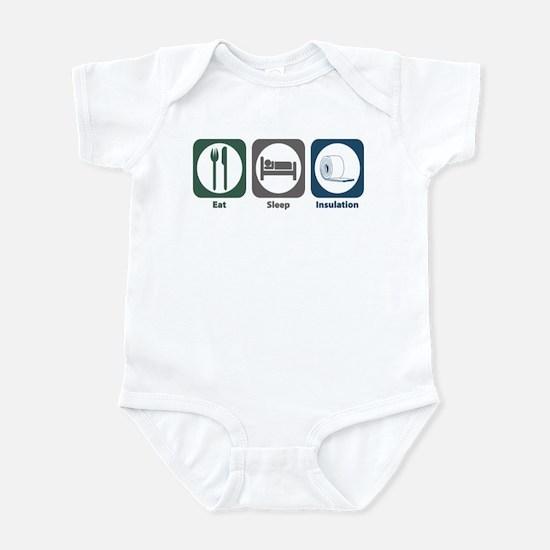 Eat Sleep Insulation Infant Bodysuit