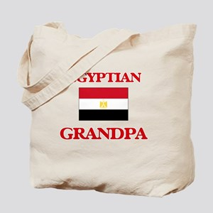 Egyptian Grandpa Tote Bag