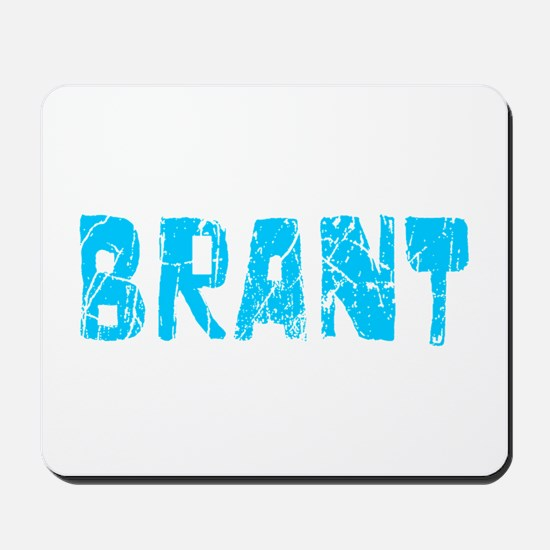 Brant Faded Blue Mousepad