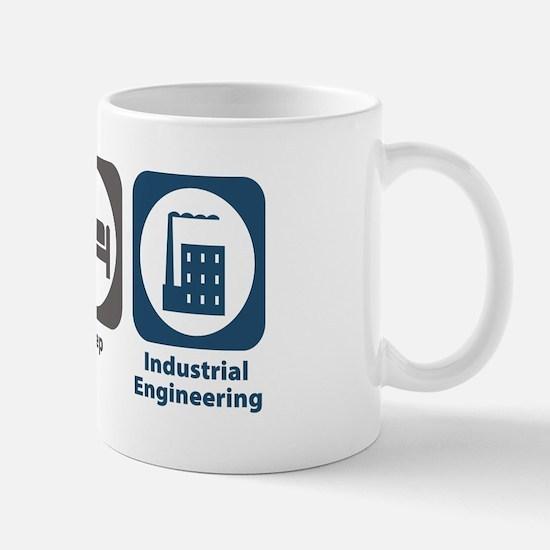 Eat Sleep Industrial Engineering Mug
