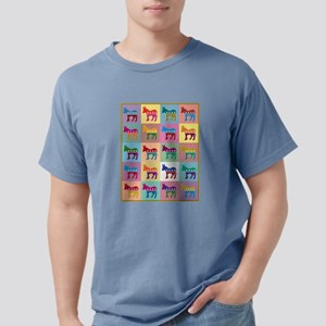 Pop Art Democrat Donkey T-Shirt