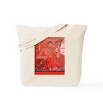 """""""Ancient Raga"""" tote bag"""