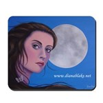 """""""The Bewitching Hour"""" mousepad"""