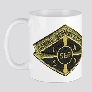 LASD SEB Canine Mug