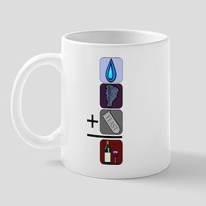 Wine Math Mug