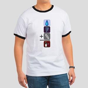 Wine Math Ringer T