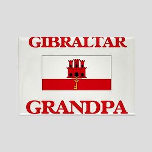 Gibraltar Grandpa Magnets