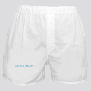 Interior Designer Profession Design Boxer Shorts