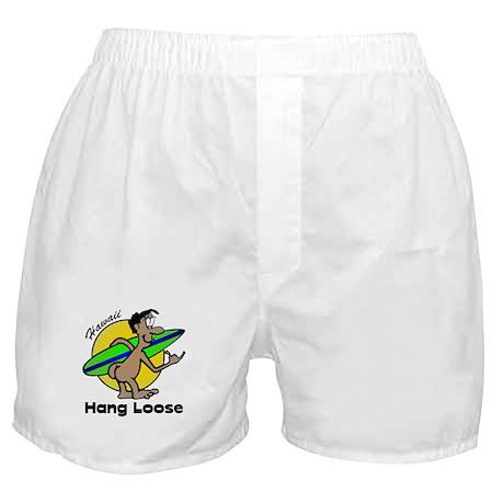 Hang Loose - Hawaii Boxer Shorts