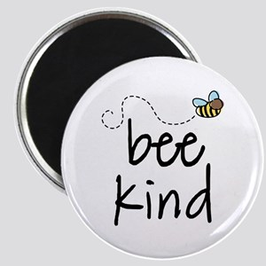 Be Kind Garden Bee Magnet
